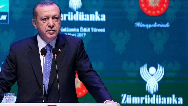 Erdoğan: Bunlar teröre yardım ve yataklıktan yargılanmalı