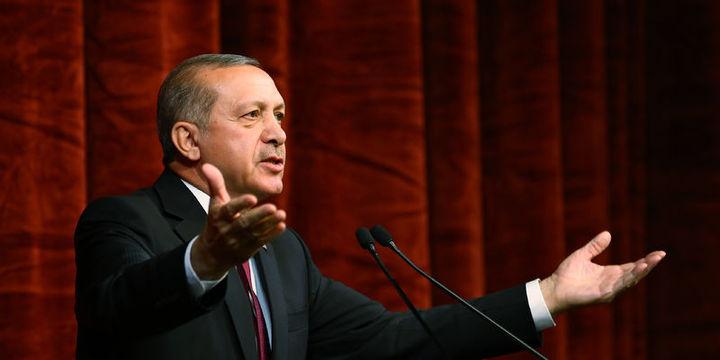 Erdoğan: Almanya