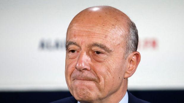 Alain Juppe cumhurbaşkanlığı yarışına girmeyecek