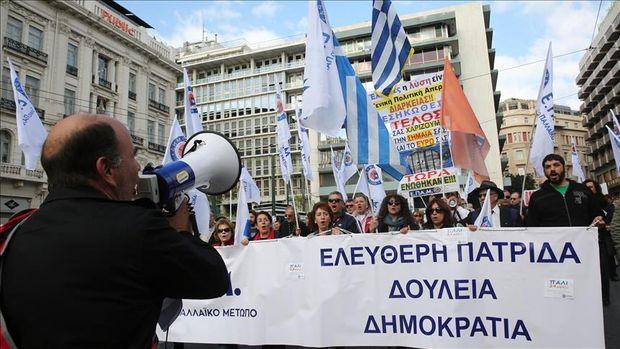 Yunanistan ekonomisinde daralma yaşandı