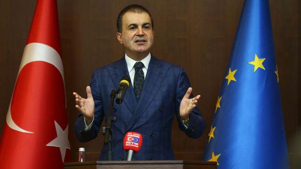 AB Bakanı Çelik, Alman mevkidaşıyla görüştü