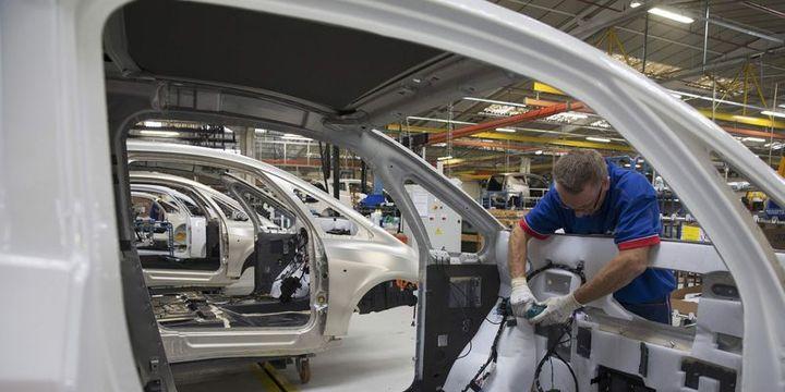 Otomotiv üretimi Şubat