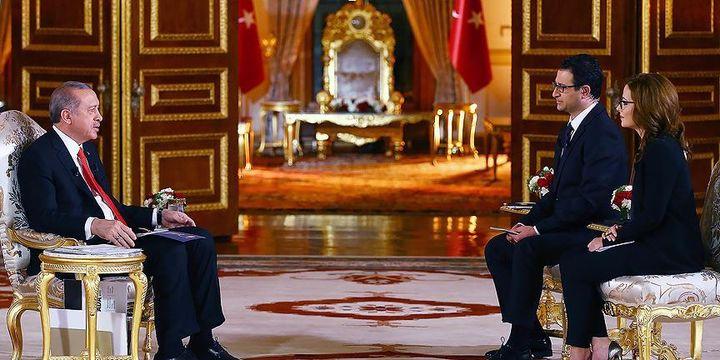 Erdoğan: Sen daha demokrasiyi anlamamışsın