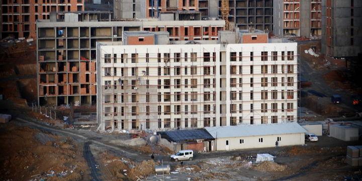 Türkiye Satılık Konut Fiyat Endeksi yüzde 1,10 arttı