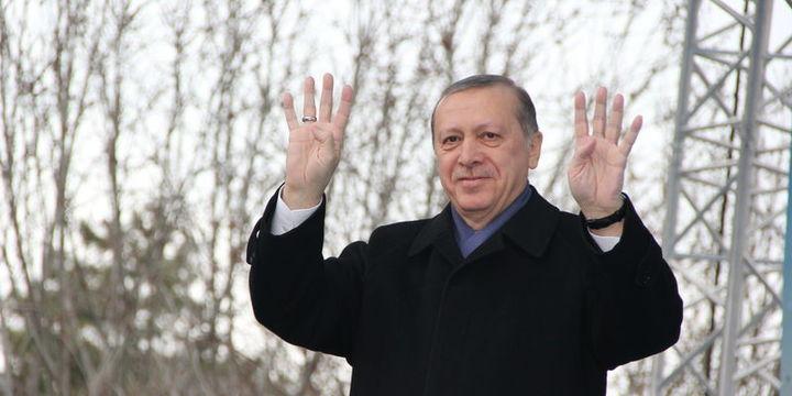 Erdoğan: Faşizmin ruhu Avrupa sokaklarında kol geziyor