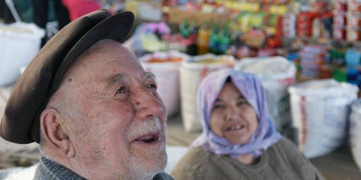 Yaşlıların nüfustaki payı yükseldi