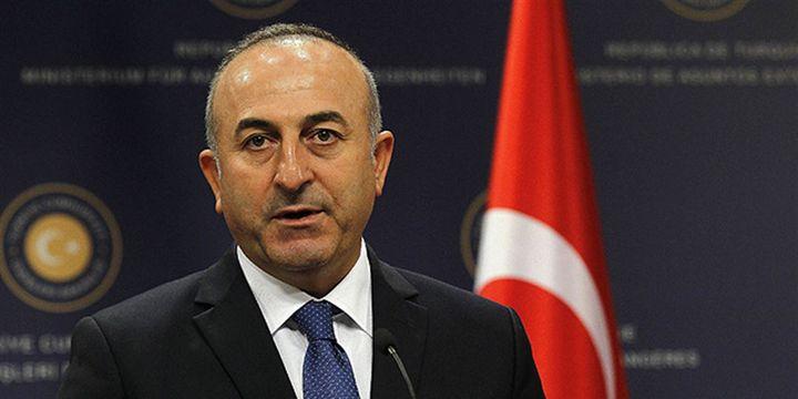 Çavuşoğlu: ABD Dışişleri Bakanı Türkiye