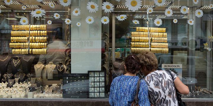 Altının gramı 142,1 liraya geriledi
