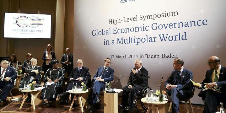 G20 maliye bakanları toplantısı başladı