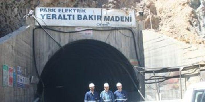 Park Elektrik bakır varlıklarını Cengiz İnşaat Sanayi
