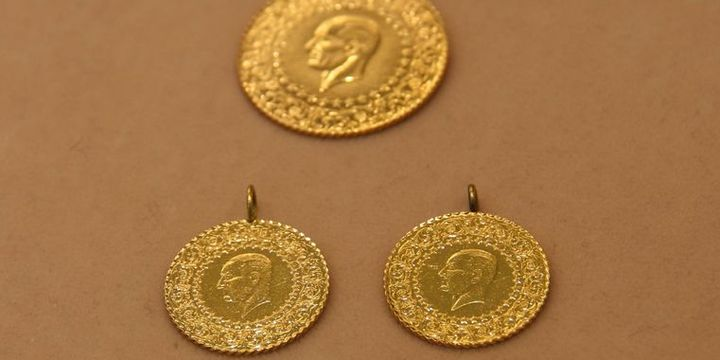 Altının gramı 143,8 liraya yükseldi