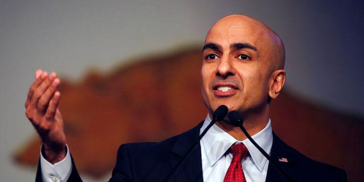 Fed/Kashkari: Faiz artışına düşük enflasyon nedeniyle muhalefet ettim