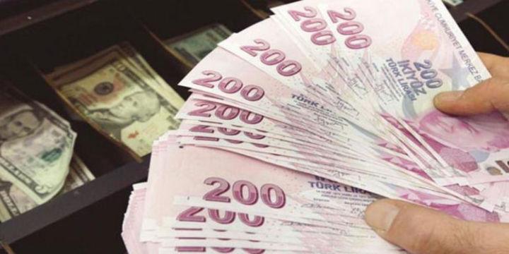 Merkezi yönetim brüt borç stoku 783,1 milyar lira oldu