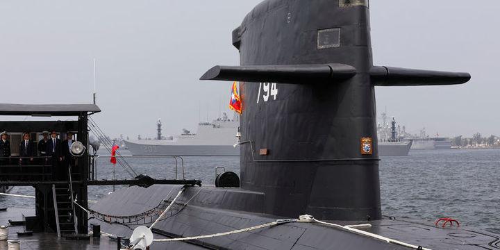 Tayvan kendi denizaltısını üreteceğini duyurdu