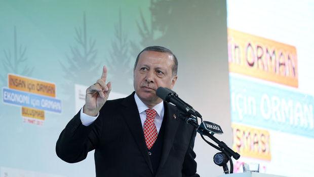 Erdoğan'dan AB'ye: 16 Nisan geçsin konuşacağız