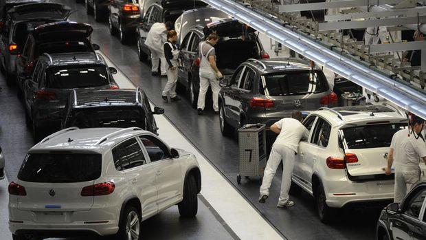 Avrupa otomotiv pazarı ocak-şubatta % 6 büyüdü