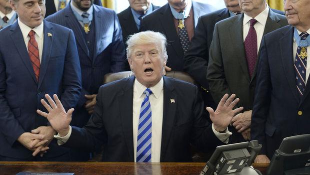 Trump'tan