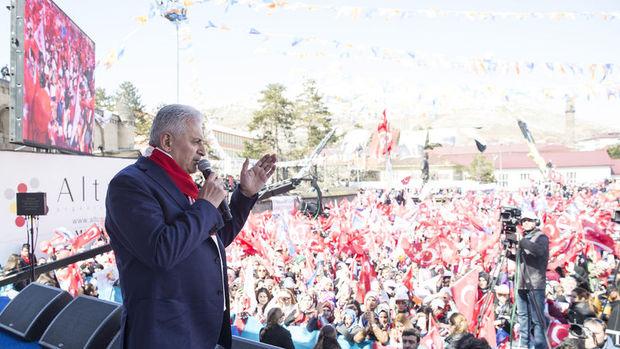Başbakan'dan Kılıçdaroğlu'nun TV davetine yanıt: Neyi tartışacağız kardeşim