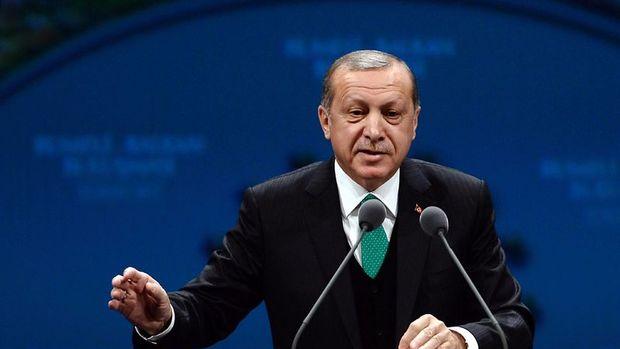 Cumhurbaşkanı Erdoğan Bloomberg HT-Show TV-Habertürk ortak yayınında