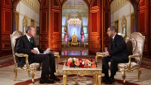 Erdoğan: Kredi derecelendirme kuruluşlarının verdiği notların hiçbiri Türkiye'ye yatırımı durdurmadı