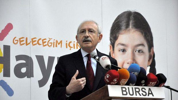 Kılıçdaroğlu: 'Fesih yok' diyorlar ya, var