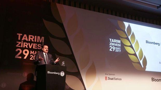 Bloomberg HT Tarım Zirvesi İstanbul'da gerçekleşti