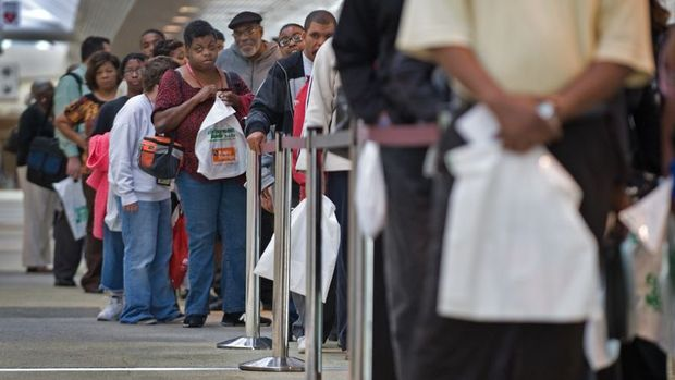 ABD'de işsizlik maaşı başvuruları 258 bine düştü