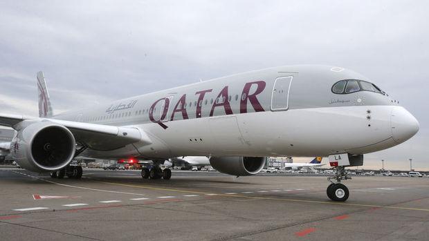 Katar'dan ABD'ye gidecek uçak yolcularına