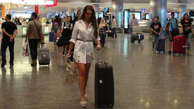 Rus turistler geri döndü, Almanlar ise kayıp