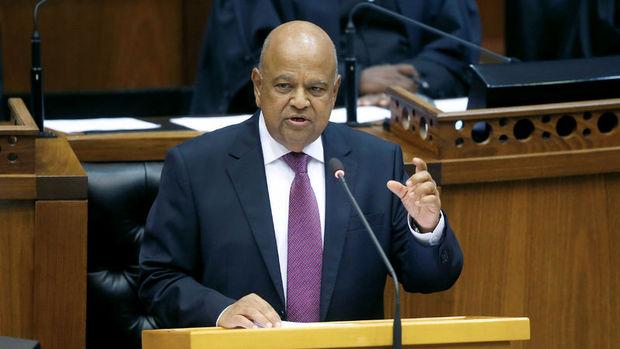 G.Afrika'da Zuma Maliye Bakanı'nı görevden aldı