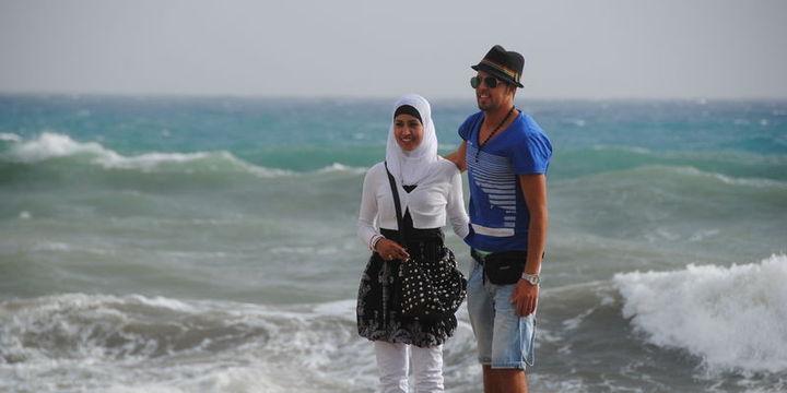 Arap turistlerin Türkiye