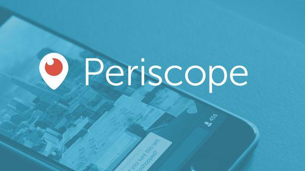 Periscope Türkiye'de Scope oldu
