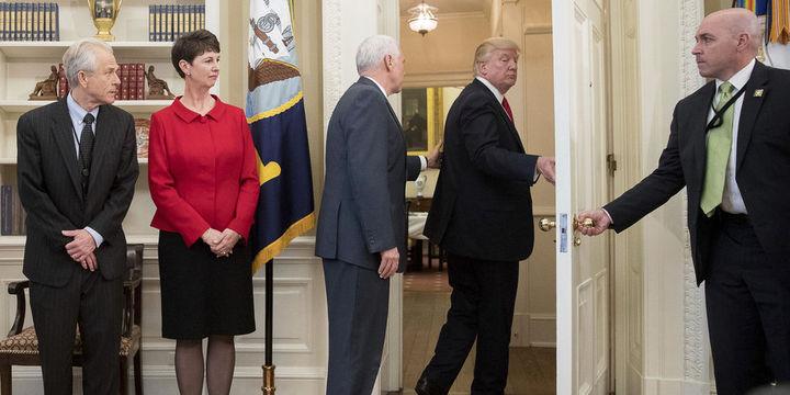 Trump Oval Ofis