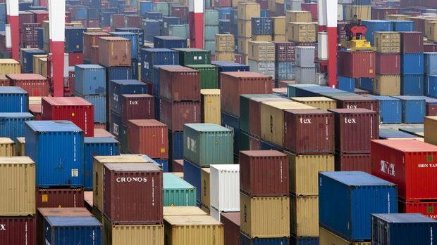 Mart'ta ihracat 14 milyar 504 milyon dolar, ithalat 19 milyar 9 milyon dolar oldu