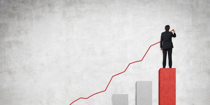 En hızlı büyüyen sektörler inşaat, finans ve sigorta