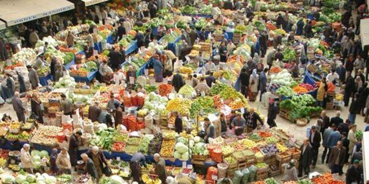 Portakalın fiyatı arttı, yeşil soğan ve salatalık ucuzladı