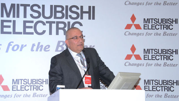 Şevket Saraçoğlu Mitsubishi Electric'in Türkiye başkanı oldu