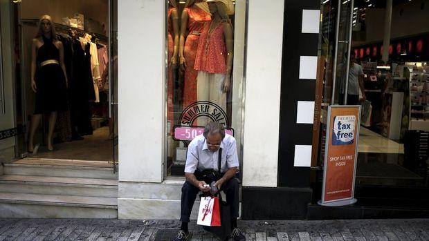 Yunanistan'da TÜFE martta %1.7 arttı