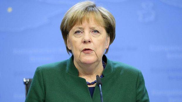 Merkel: Çok yönlü ticaret ile toplu ekonomik gelişme daha iyi şekillenebilir