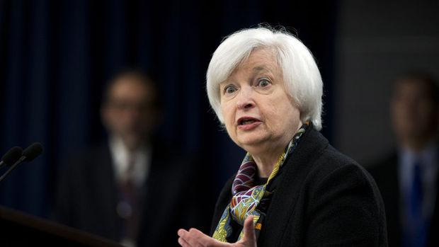 Yellen: Fed'in dikkati büyüme kazanımlarını korumaya çevrildi