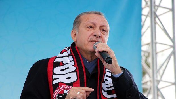 Erdoğan: 'Evet' çıkarsa hemen idamla ilgili karar taslağı gelecek