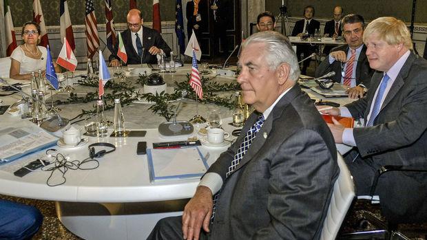 İtalya'daki G7 toplantısı ortak bildirgesi açıklandı