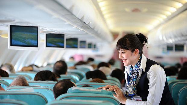 THY, ABD ve İngiltere uçuşları için yeni önlemler aldı