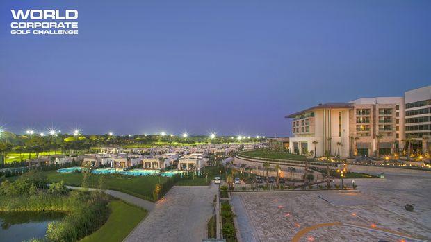 Şirketler arası golf turnuvası WCGC tamamlandı
