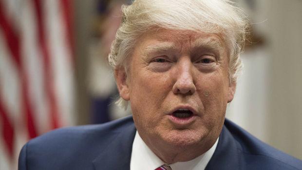 Trump: Dolar çok güçlü, Çin döviz manipülatörü değil