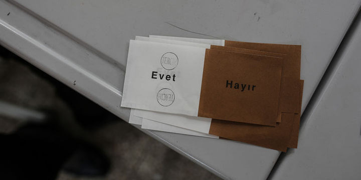 """Türkiye 6. kez """"Evet"""" dedi"""