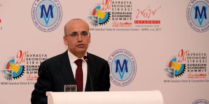 Şimşek, IMF-Dünya Bankası toplantılarında Türkiye