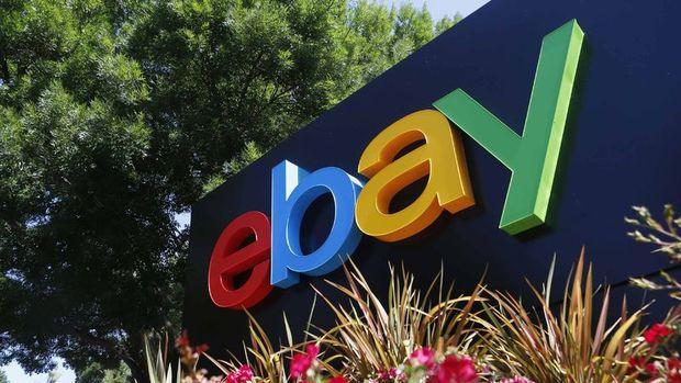 eBay'in ilk çeyrek geliri 2.22 milyar dolaraçıktı