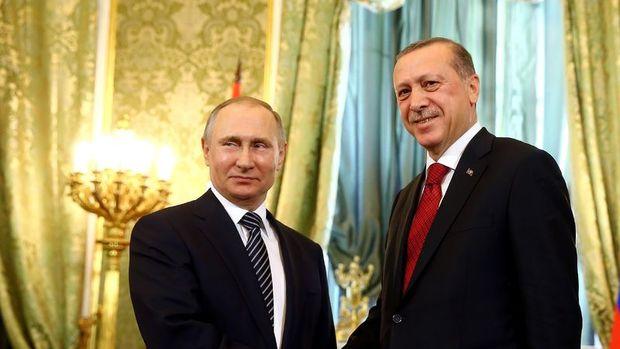 Erdoğan Putin ile görüşecek