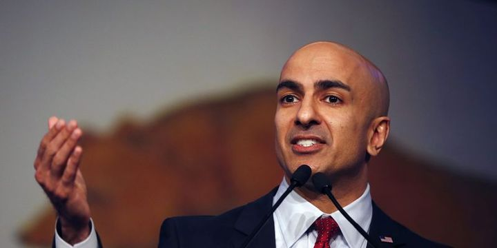 Fed/Kashkari: Uzun vadede önemli olan mali politika
